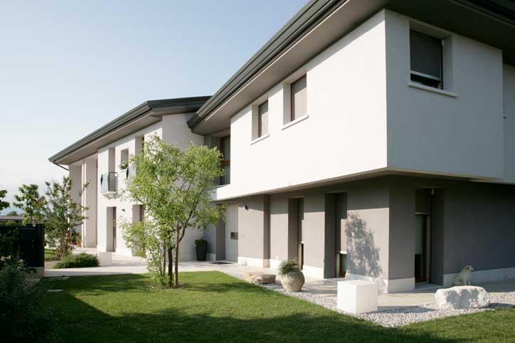 Abitazione a meduna di livenza zanutel associati for Ottenere una casa costruita